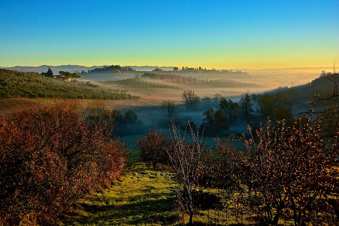 Weather Tuscany Italy Climate Amp When To Visit Tuscany Region