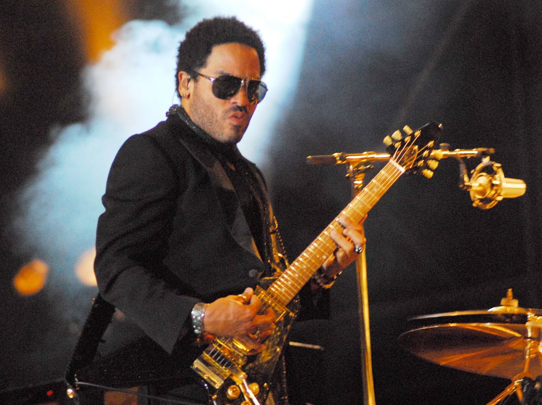 Pistoia blues festival italy lineup location of the event for Lenny kravitz italia