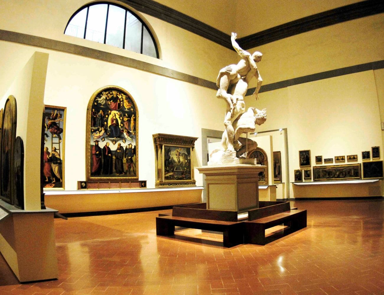 Italian Florence: Accademia Gallery Florence