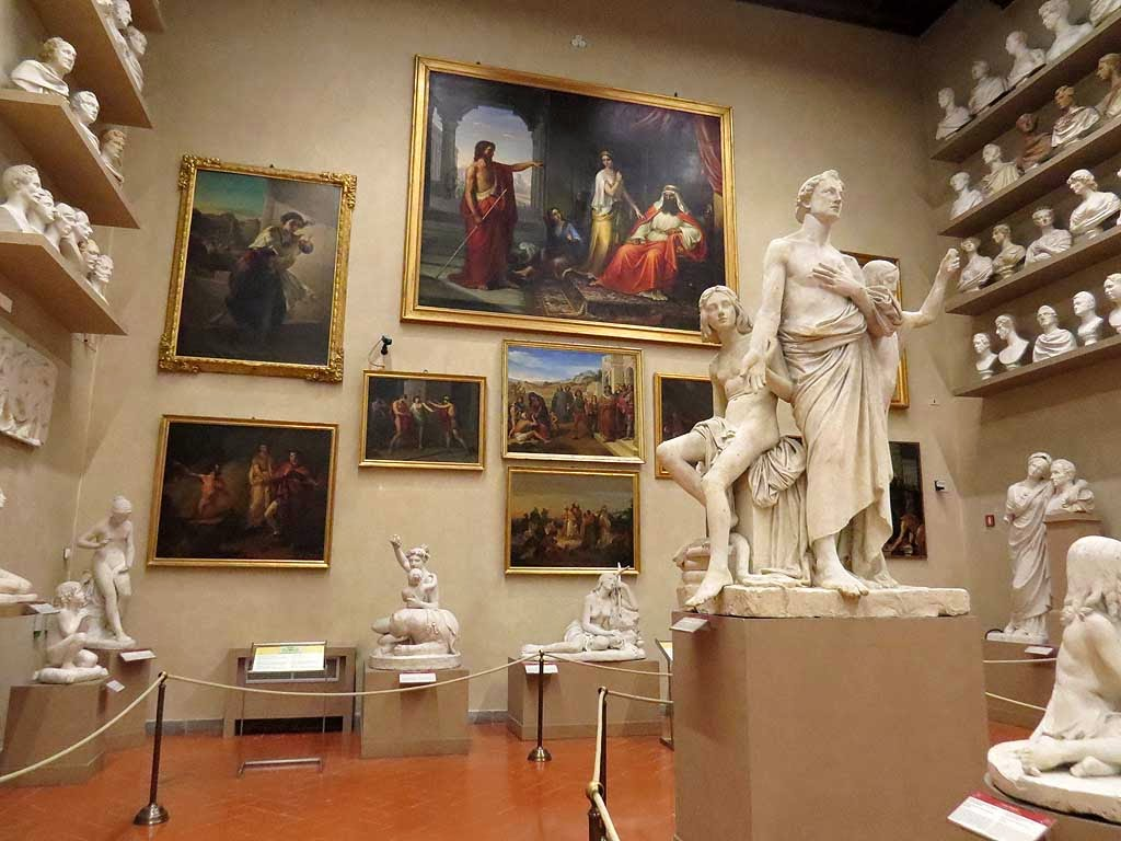 visiting the accademia florence - photo#25